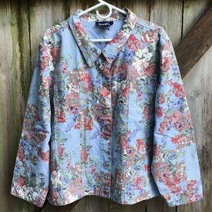 Like new Denim & Co. jacket